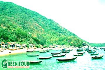 Tour ghép Cù Lao Chàm 1 ngày