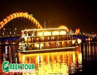 Tour du thuyền sông Hàn