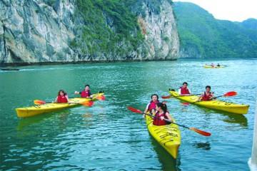 Tour Hà Nội – Hạ Long – Cát Bà 3 ngày 2 đêm
