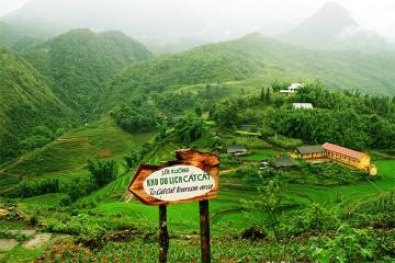 Tour Sapa Từ Quảng Trị