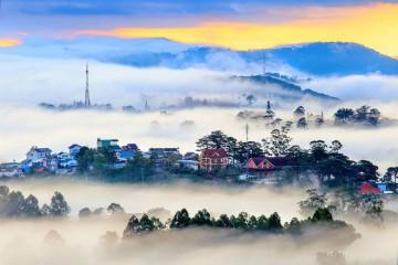 Tour Nha Trang – Đà Lạt Từ Quảng Trị 5 ngày 4 đêm