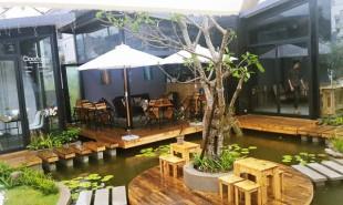 """""""Check in"""" các quán cafe Container view độc đáo tại Đà Nẵng"""