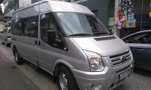Cho thuê xe 16 chỗ tại Đà Nẵng