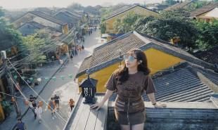 Vi vu Đà Nẵng – Hội An 3 ngày 2 đêm dịp đầu năm