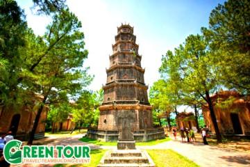Tour Đà Nẵng – Huế – Động Thiên Đường 3 ngày 2 đêm