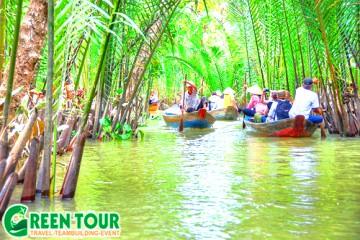 Tour Đà Nẵng đi Sài Gòn – Miền Tây 4 ngày 3 đêm