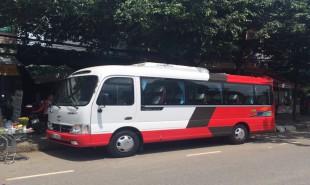 Thuê xe 29 chỗ tại Đà Nẵng