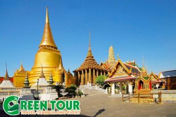 Tour Đà Nẵng Thái Lan khuyến mãi