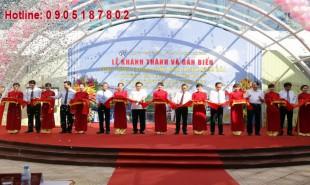 Tổ chức khai trương khánh thành tại Đà Nẵng