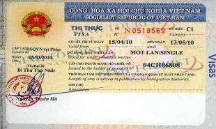 Gia hạn Visa cho người nước ngoài tại Đà Nẵng