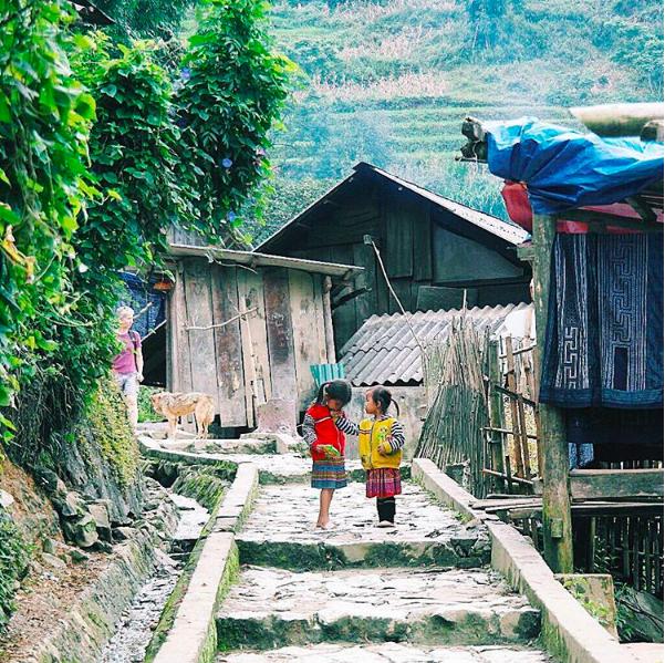 Bản làng sapa