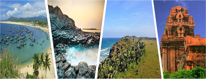 Tour Bình Định Phú Yên từ Quảng trị