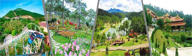 Tour Nha Trang Đà Lạt từ Quảng Trị