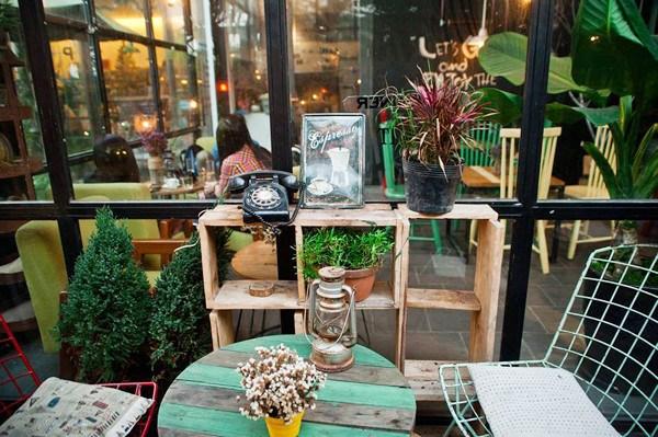 quán cafe containet đẹp tại đà nẵng