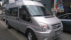 Đội xe du lịch tại Đà Nẵng