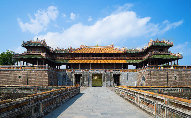 Cổng Ngọ Môn Đại Nội Huế